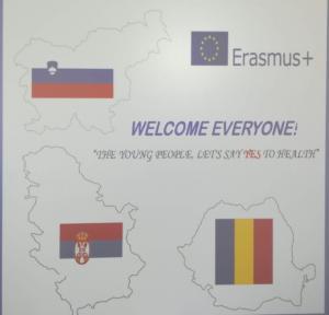 dobrodošli Rumunija